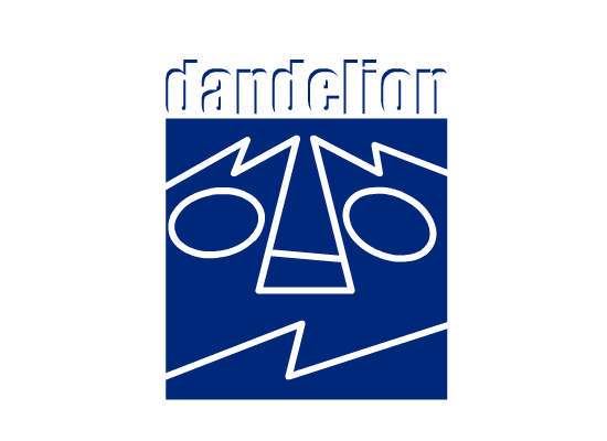 dandelion visuele communicatie
